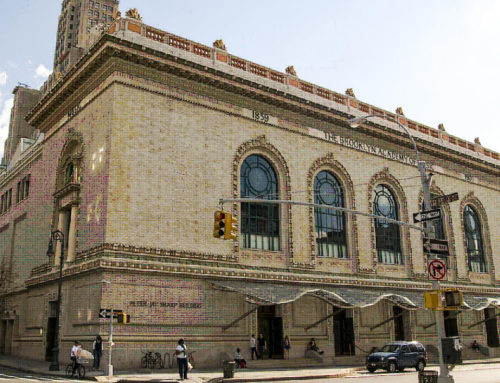 Brooklyn Academy of Music, 30 Lafayette Avenue, Brooklyn, NY