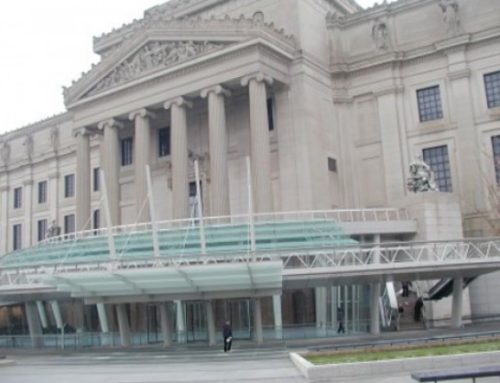 Brooklyn Museum – Beaux Court, Phase 4A&B, Personnel Offices and Green Room