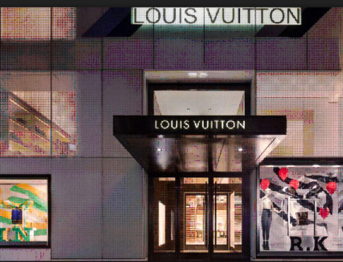 Louis Vuitton, 611 5th Avenue, New York, NY